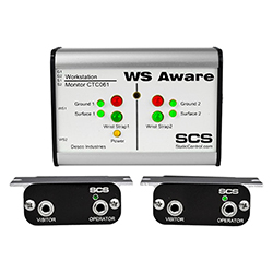 SCS CTC061-RT-242-WW - WS Aware Monitor, Relay Output, Standard Remote Terminals