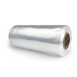 LAD 14060 17 in, 28GA. Cast Hand Pre-Stretched Clear 2000 ft per Roll
