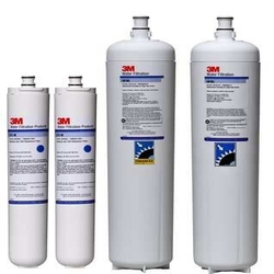 3M Commercial Reverse Osmosis Replacement Water Filter Cartridges TFS450 CARTPAK, 5624801, 1 Per Case