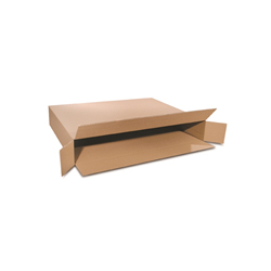 36 x 5 x 24, SingleWall Full Overlap Medium Picture Frame Side Loading Corrugated Boxes, 20 Per Bundle