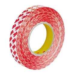 3M Double Coated Tape GPT-020F, 12 mm x 50 m, 24 Rolls/Case