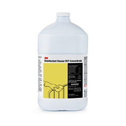 3M Disinfectant Cleaner RCT Concentrate, 1 Gallon, 4/Case