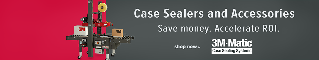 3M Matic Case Sealers and Parts